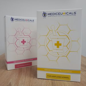 preparaty trychologiczne Mediceuticals zestaw