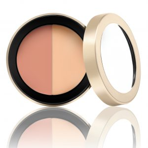 peach circle delete Jane Iredale