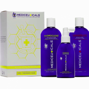 mediceuticals for hair loss dry do skóry suchej zestaw