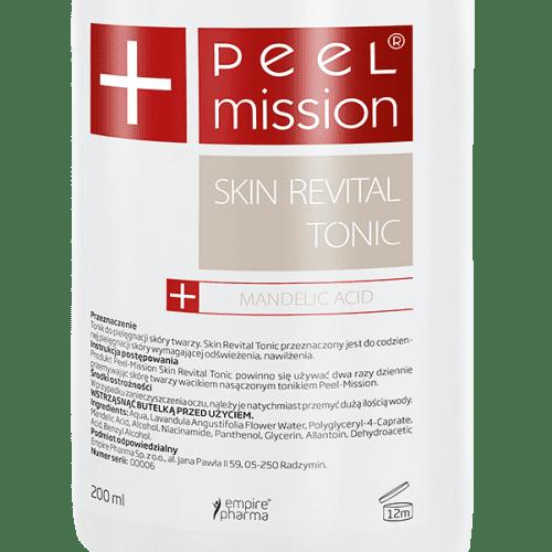 peeling chemiczny Skin Revital Tonic Peel Mission