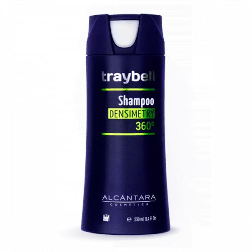 szampon stymulujący wzrost włosów densimetry 360 Traybell Alcantara