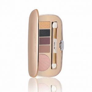 cienie smoke gets in your eyes Jane Iredale