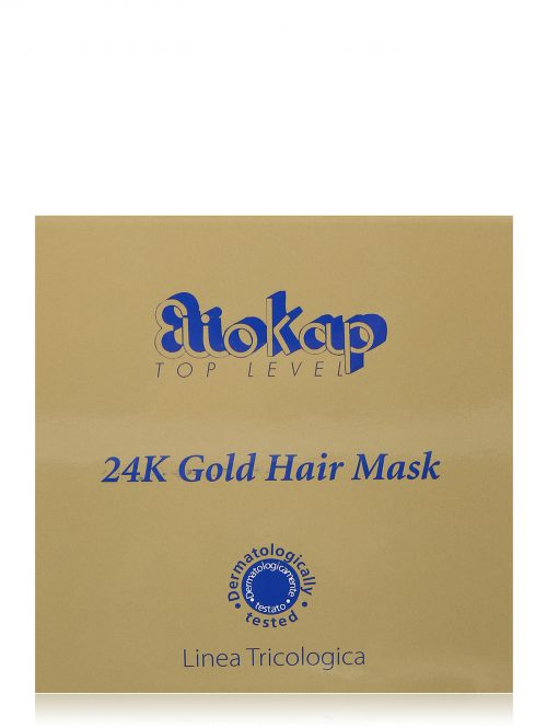 Maska Gold Eliokap box