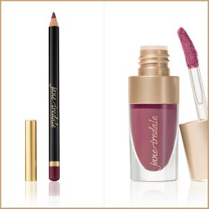 Pomadka Lip Stain i kredka Jane Iredale