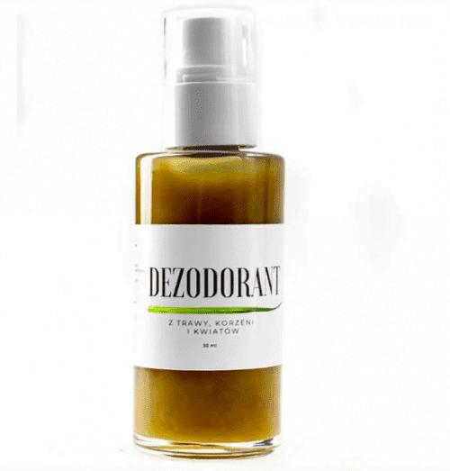 Dezodorant naturalny antyperspirant Trawiaste
