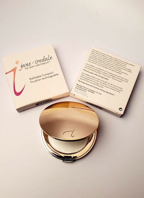 Pudernica Jane Iredale do pudru