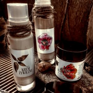Naturalne kosmetyki Trawiaste zestaw nr 1