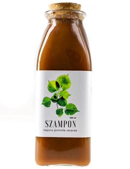 szampon roślinny tatarak trawiaste